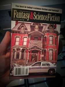 Magazine of Fantasy & Science Fiction, July/Aug 2017